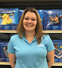 Katie Birely, Store Manager