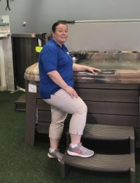Gail Miller, Store Manager, Serving you for over 20 years.