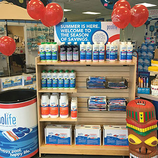 POOLIFE Offers An Easy, Total System Approach To Pool Care With Top Quality  Pool Chemicals And Pool Care Products.