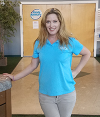 Jennifer Karli Jost - Serving you with 20 years of pool experience.