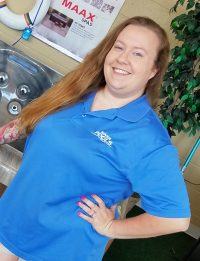 Kelsey Whitney, Store Manager