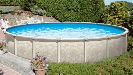 Above ground pools dover pools - Best above ground swimming pool brands ...